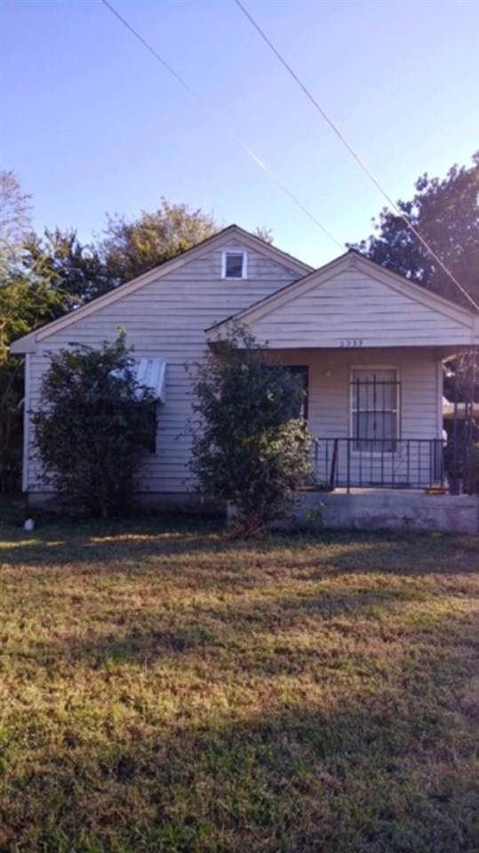 2239 Brown Ave, Memphis, TN 38108 (#10065855) :: J Hunter Realty