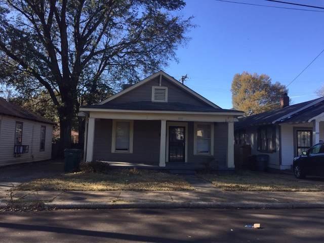 1029 Bruce St, Memphis, TN 38104 (#10066363) :: ReMax Experts