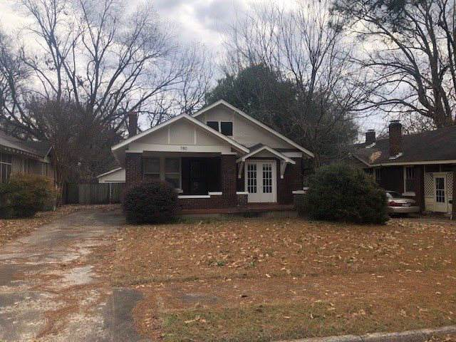 780 Dickinson St, Memphis, TN 38107 (#10067189) :: ReMax Experts