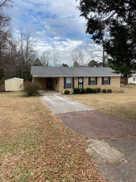 1095 Old 125 Hwy, Bolivar, TN 38008 (#10067345) :: RE/MAX Real Estate Experts