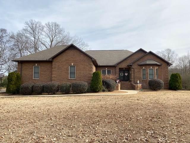 1640 Oak Grove Rd, Savannah, TN 38372 (#10067578) :: Bryan Realty Group