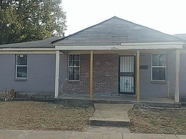 1191 Smith Ave, Memphis, TN 38107 (#10067647) :: RE/MAX Real Estate Experts