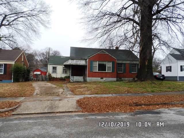 3166 Jade Cv, Memphis, TN 38111 (#10067663) :: The Melissa Thompson Team