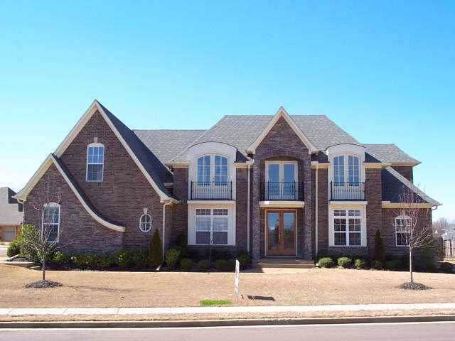 4809 Forest Chase Cv, Collierville, TN 38017 (#10069137) :: The Wallace Group - RE/MAX On Point