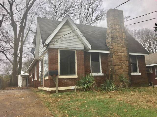 731 Breedlove St, Memphis, TN 38107 (#10069325) :: The Wallace Group - RE/MAX On Point