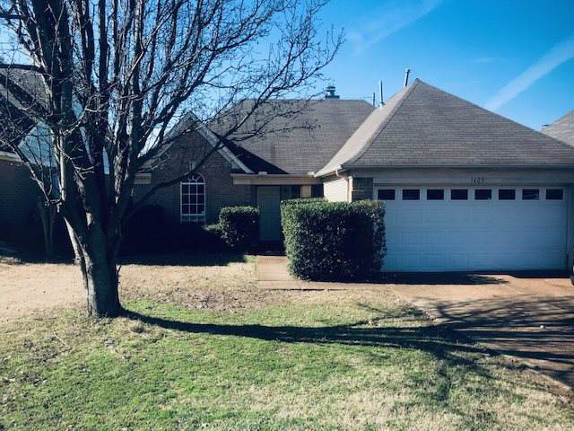 1403 Charles Bryan Dr, Unincorporated, TN 38018 (#10069405) :: The Wallace Group - RE/MAX On Point