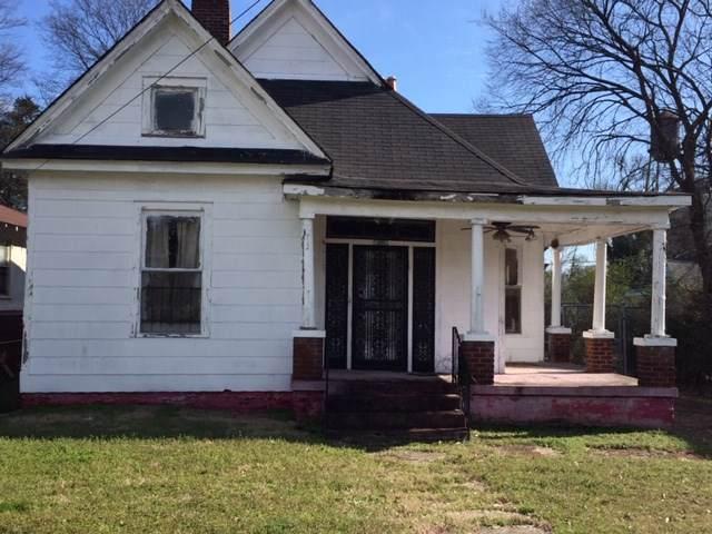 1220 Greenwood St, Memphis, TN 38106 (#10070140) :: The Melissa Thompson Team