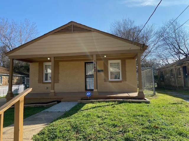 1662 Monsarrat St, Memphis, TN 38109 (#10071349) :: J Hunter Realty