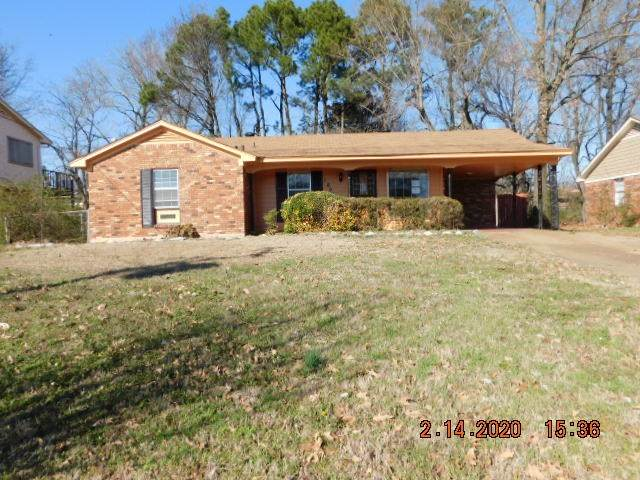 1896 W Holmes Rd, Memphis, TN 38109 (#10071456) :: RE/MAX Real Estate Experts