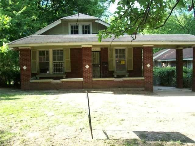 1382 S Parkway Ave E, Memphis, TN 38106 (#10071748) :: ReMax Experts