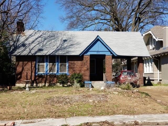 1382 Agnes Pl, Memphis, TN 38104 (#10071889) :: ReMax Experts