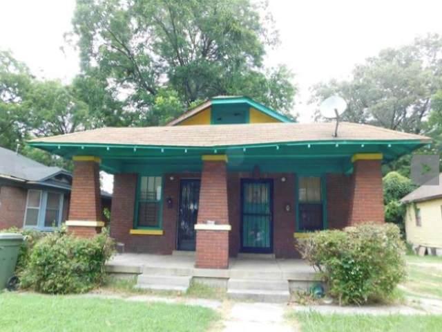 442 S Parkway Pky, Memphis, TN 38106 (#10072869) :: The Melissa Thompson Team