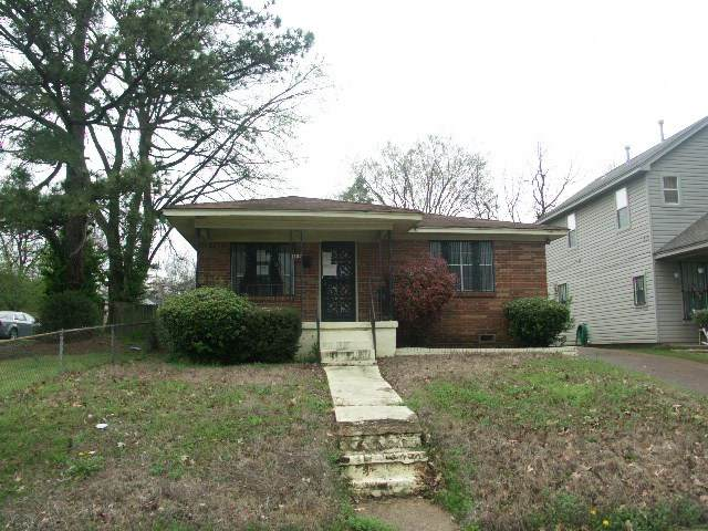 1382 Gill Ave, Memphis, TN 38106 (#10073564) :: ReMax Experts