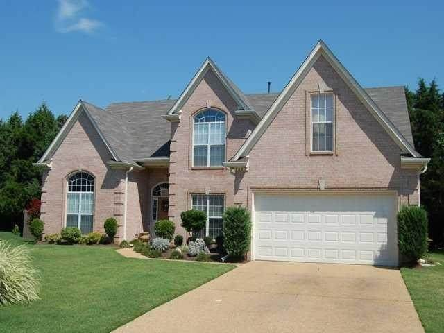 5447 Bristol Meadow Cv, Unincorporated, TN 38125 (#10073592) :: All Stars Realty