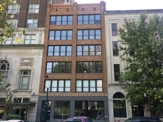 123 Court Ave #401, Memphis, TN 38103 (MLS #10073800) :: Gowen Property Group | Keller Williams Realty