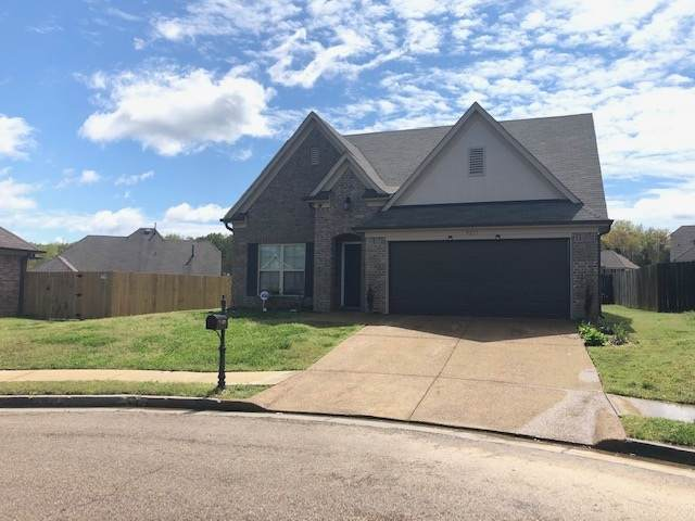 9271 Chastain Pl, Unincorporated, TN 38018 (#10073935) :: The Wallace Group - RE/MAX On Point