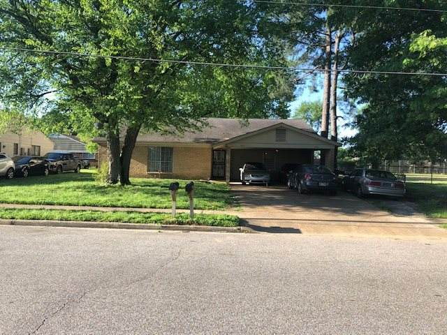 4301 Chuck Rd, Memphis, TN 38118 (#10075447) :: J Hunter Realty