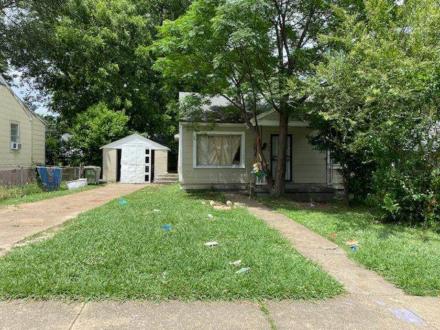 1968 Boyle Ave, Memphis, TN 38114 (#10078312) :: The Home Gurus, Keller Williams Realty