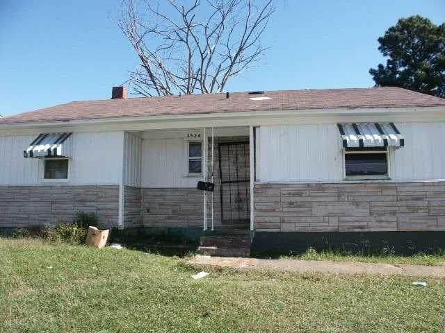 3524 Ashford Rd, Memphis, TN 38109 (#10078482) :: The Home Gurus, Keller Williams Realty