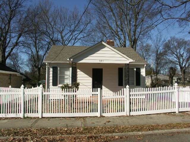 925 Speed St, Memphis, TN 38107 (#10078645) :: RE/MAX Real Estate Experts