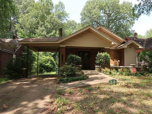 30 E Fernwood Ave, Memphis, TN 38109 (#10079863) :: J Hunter Realty