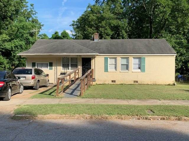 1888 Orleans St, Memphis, TN 38106 (MLS #10080697) :: The Justin Lance Team of Keller Williams Realty