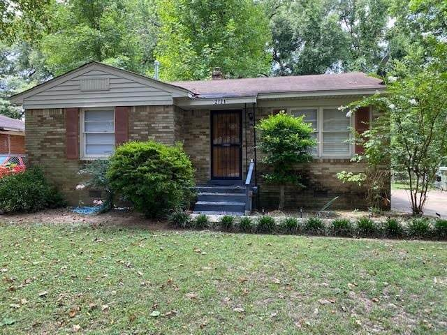 2721 Mcmurray St, Memphis, TN 38118 (#10081698) :: All Stars Realty
