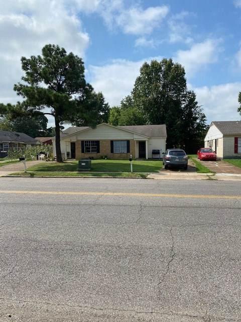 4361 Chuck Rd, Memphis, TN 38118 (#10082834) :: The Home Gurus, Keller Williams Realty