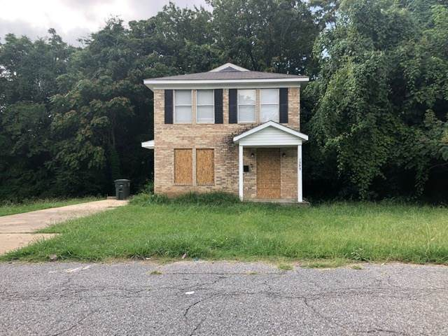 1395 S Main St, Memphis, TN 38106 (#10083119) :: Bryan Realty Group