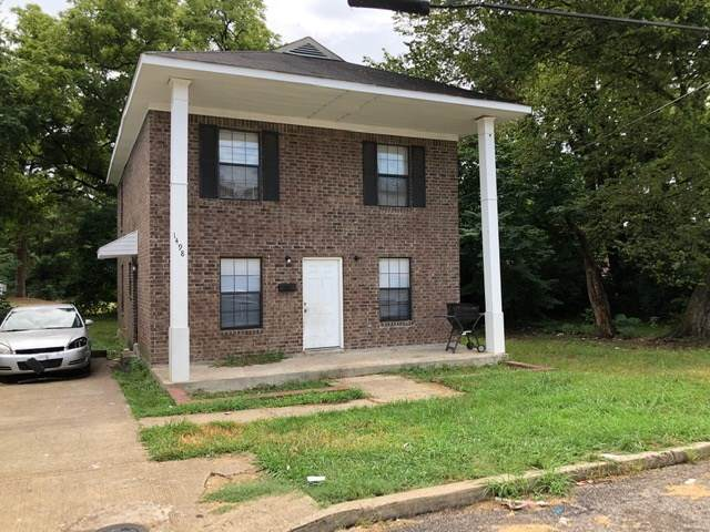 1498 Carnegie St, Memphis, TN 38106 (#10083123) :: J Hunter Realty