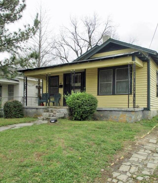 520 Carpenter St, Memphis, TN 38112 (#10084126) :: The Melissa Thompson Team