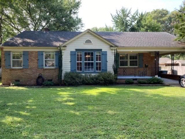 4779 Mockingbird Ln, Memphis, TN 38117 (#10084941) :: The Home Gurus, Keller Williams Realty