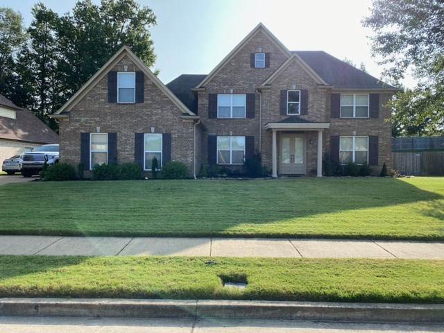 4704 Ravencrest Cv N, Bartlett, TN 38135 (#10085252) :: The Wallace Group - RE/MAX On Point