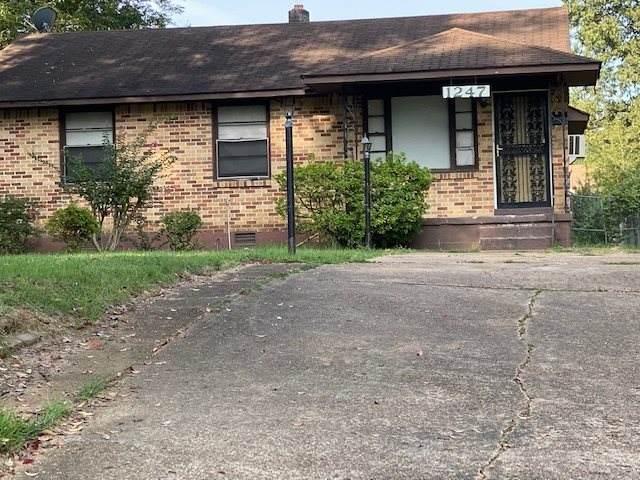 1247 Rutland St, Memphis, TN 38114 (#10085260) :: All Stars Realty