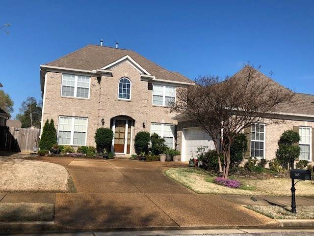 165 E Porter Run Dr, Collierville, TN 38017 (#10085901) :: The Wallace Group - RE/MAX On Point