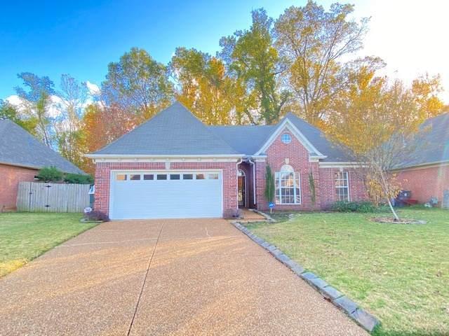 2586 Plum Creek Dr, Memphis, TN 38016 (#10088475) :: J Hunter Realty