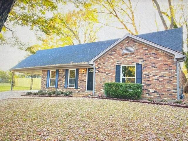 3399 Gatewood Dr, Memphis, TN 38134 (MLS #10088887) :: Gowen Property Group | Keller Williams Realty