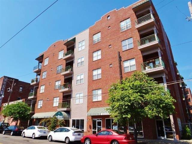 6 W G E Patterson Ave #403, Memphis, TN 38103 (#10089417) :: The Wallace Group - RE/MAX On Point