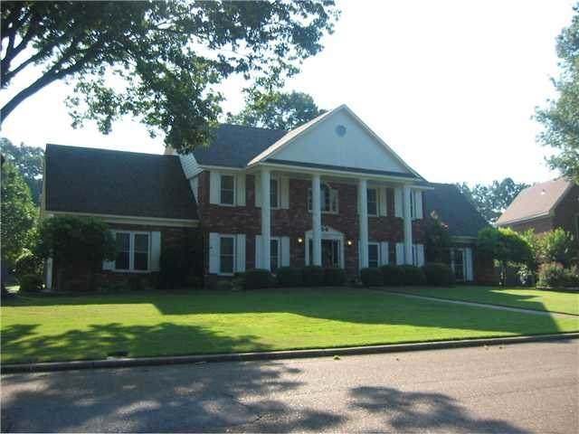 1030 Rolling Oaks Ln, Collierville, TN 38017 (#10089500) :: The Wallace Group - RE/MAX On Point