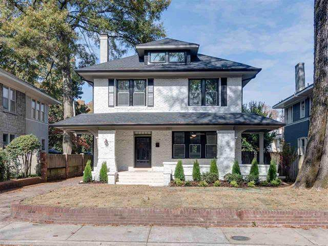 1798 Carr Ave, Memphis, TN 38104 (#10089501) :: The Wallace Group - RE/MAX On Point