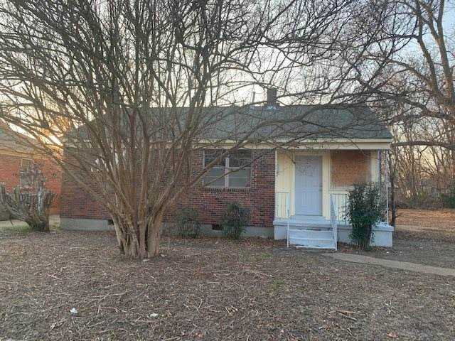 1491 Harlem St, Memphis, TN 38114 (#10091105) :: J Hunter Realty