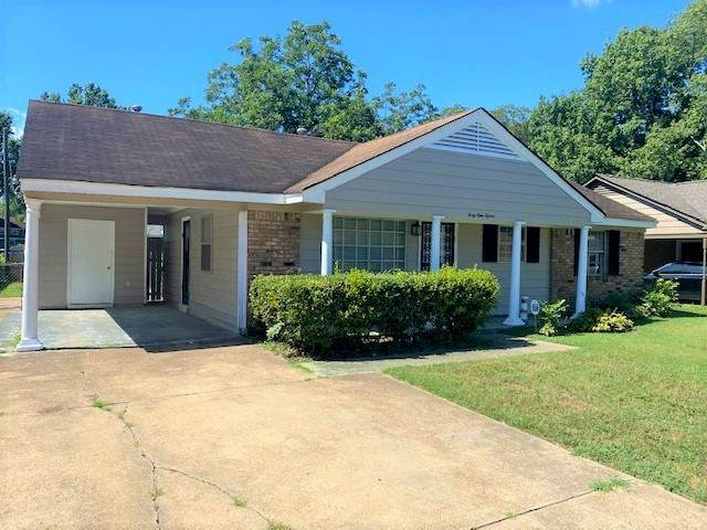 4115 Navaho Ave, Memphis, TN 38118 (#10091409) :: The Wallace Group - RE/MAX On Point