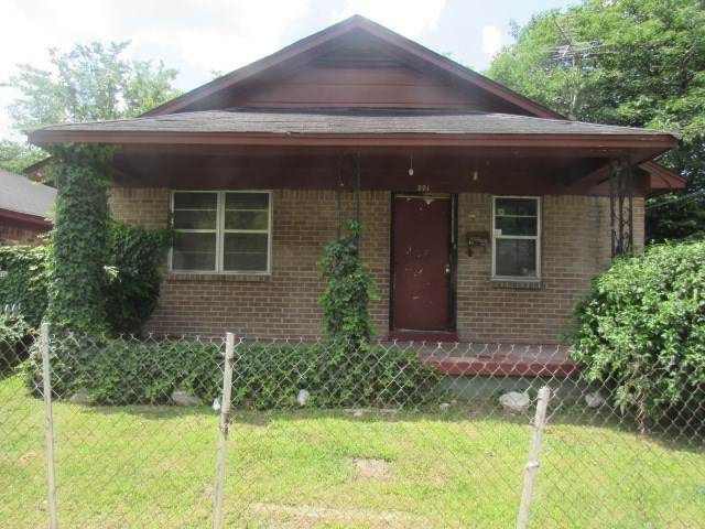 891 Beebee Ave, Memphis, TN 38104 (MLS #10091518) :: The Justin Lance Team of Keller Williams Realty