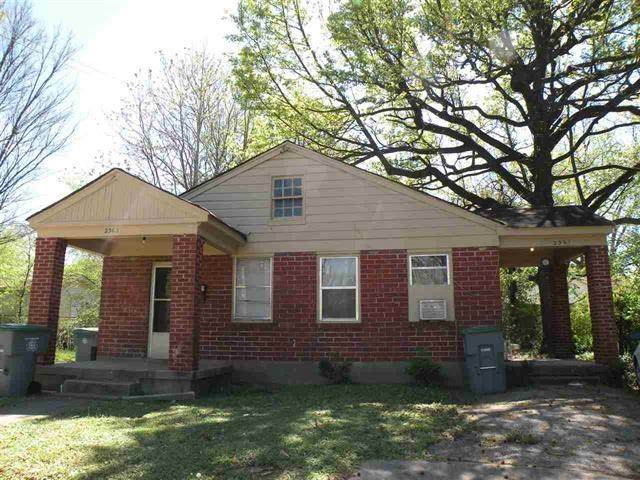 2361 Enterprise Ave, Memphis, TN 38114 (#10093278) :: RE/MAX Real Estate Experts