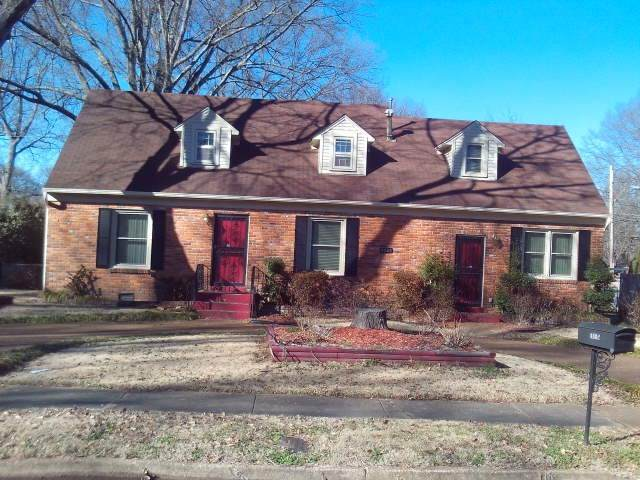 4808 Bondale St, Memphis, TN 38118 (MLS #10093873) :: Gowen Property Group | Keller Williams Realty