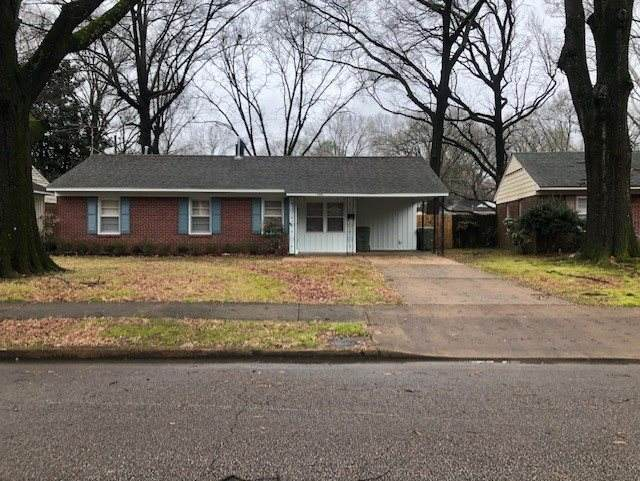 4501 Dunn Rd, Memphis, TN 38117 (#10094068) :: The Home Gurus, Keller Williams Realty