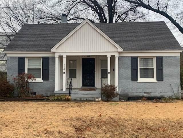 124 Alexander St, Memphis, TN 38111 (#10094109) :: The Home Gurus, Keller Williams Realty