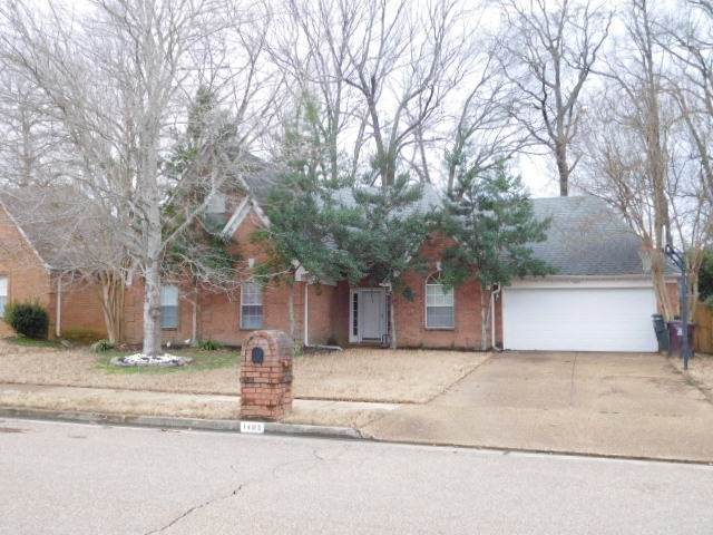 1485 Wolf Pack Dr, Collierville, TN 38017 (#10094170) :: The Home Gurus, Keller Williams Realty