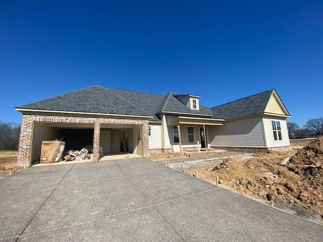 135 Dove Field Rd, Piperton, TN 38017 (#10094665) :: The Home Gurus, Keller Williams Realty