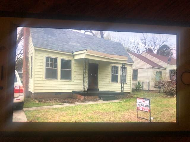 681 E Davant Ave, Memphis, TN 38106 (#10096454) :: The Wallace Group - RE/MAX On Point